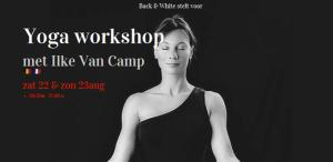 Flyer Ilke Van Camp Yoga