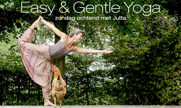 Easy en Gentle Yoga met Jutta Borms