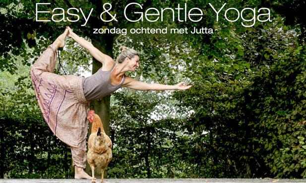 Easy en Gentle Yoga met Jutta Borms