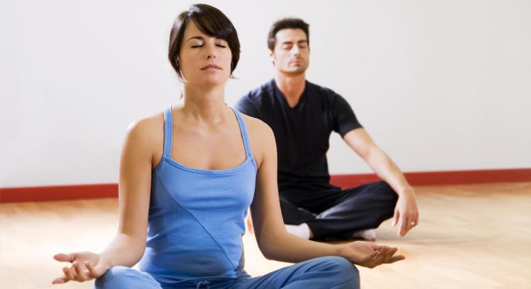 Start to meditate