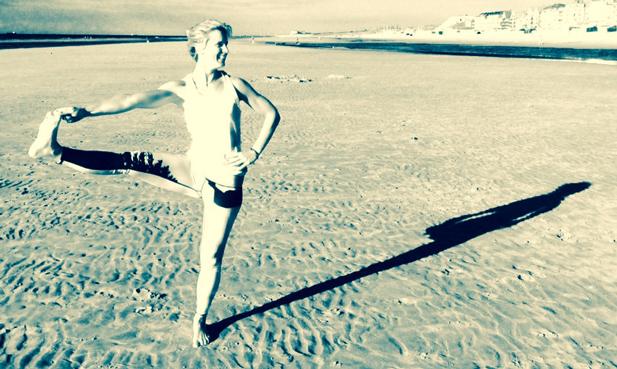 Ashtanga yoga Annelies Lambert