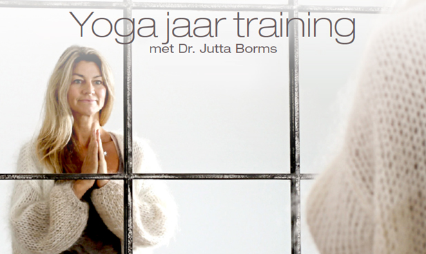 Yoga Jaartraining Jutta Borms